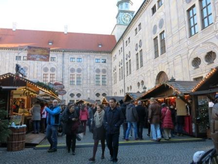 mercatini di natale di monaco