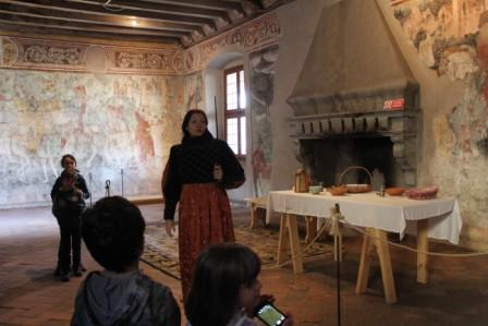 visita castello di malpaga