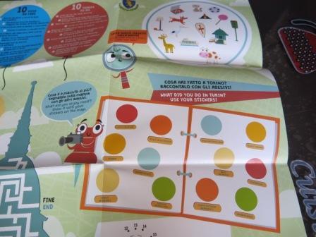 le mappe per bambini