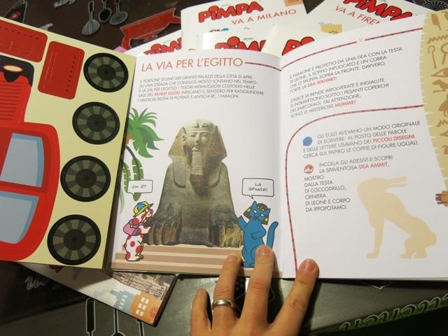 guide da viaggio per bambini
