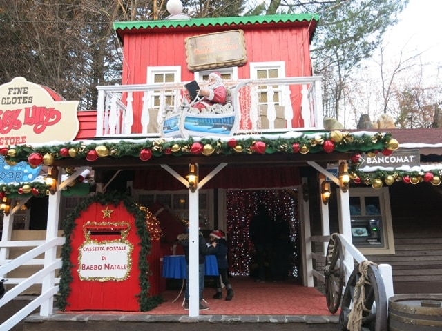 gardaland magic winter