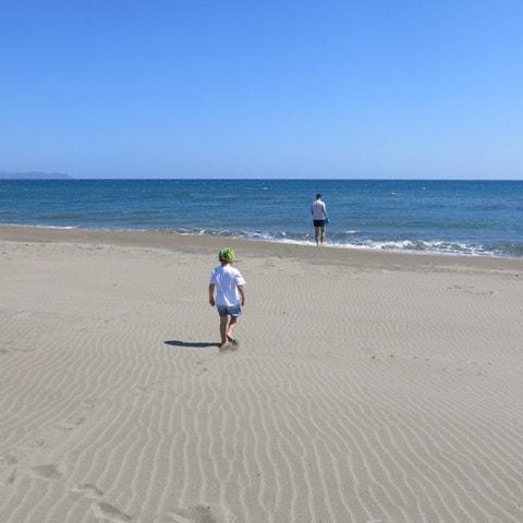 spiagge sardegna sud orientale feraxi