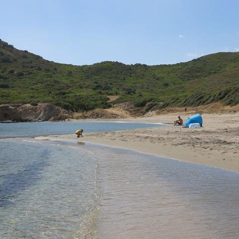 spiagge sardegna sud orientale bambini