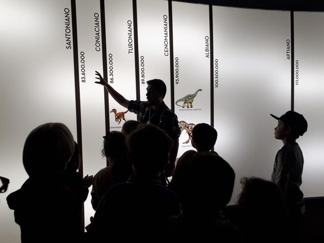 dinosauri giganti dall'argentina milano