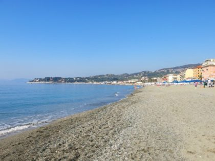 weekend varazze primavera