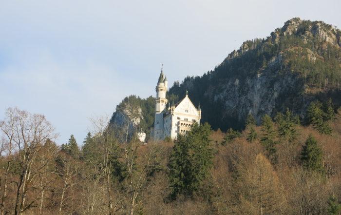 il castello delle fiabe Neuschwanstein