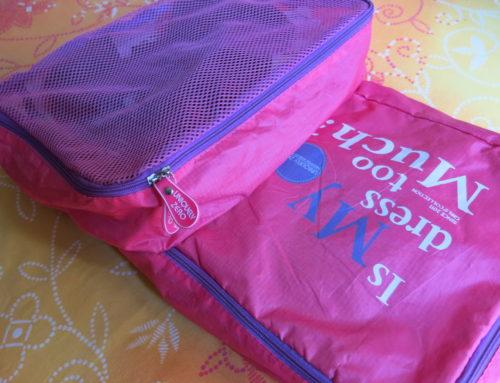 Come organizzare il bagaglio a mano: gli organizer da viaggio e i dispenser da viaggio