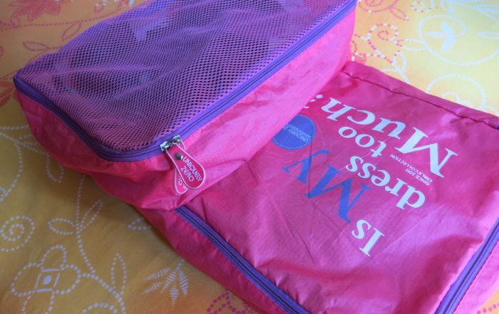 come organizzare bagaglio a mano