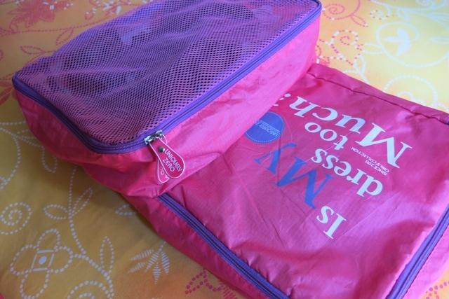 come organizzare il bagaglio a mano