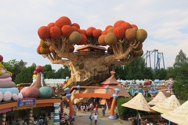 Le attrazioni di Gardaland, il parco divertimenti per tutta la ...