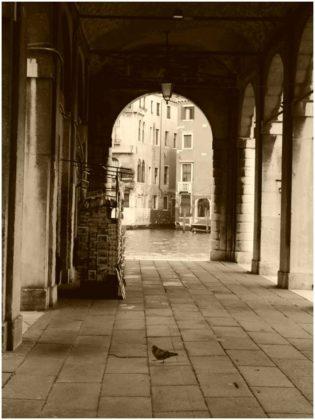 venezia con il passeggino
