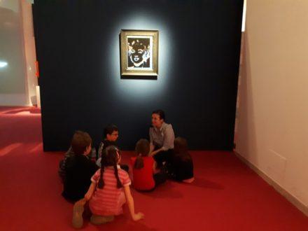 mostra love di milano con i bambini