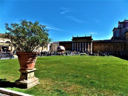 visita ai musei vaticani con bambini