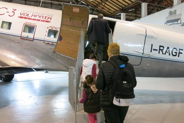 gita a volandia con i bambini