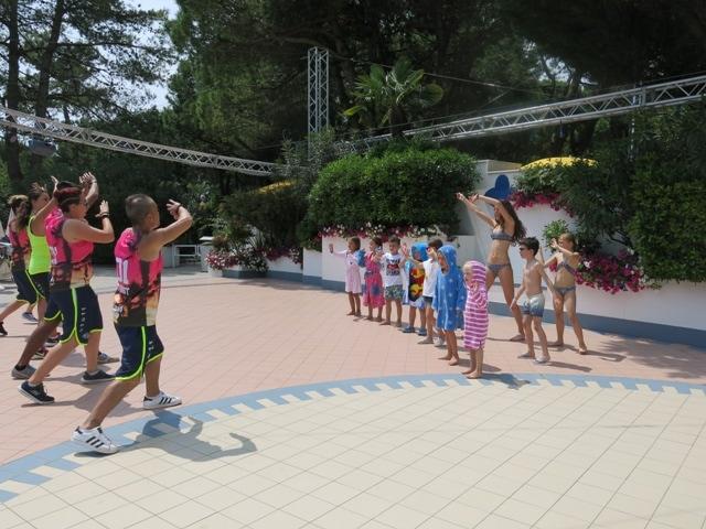 campeggio vicino a venezia con i bambini