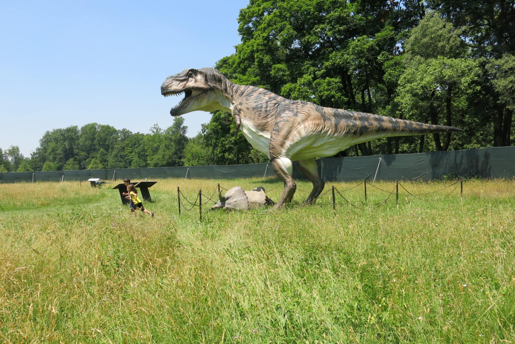 dinosauri a monza
