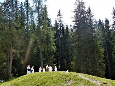 trekking con bambini in trentino