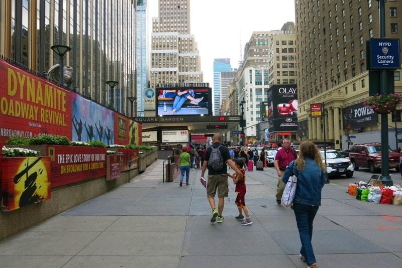 Cosa vedere a New York con i bambini in 5 giorni | Dai che