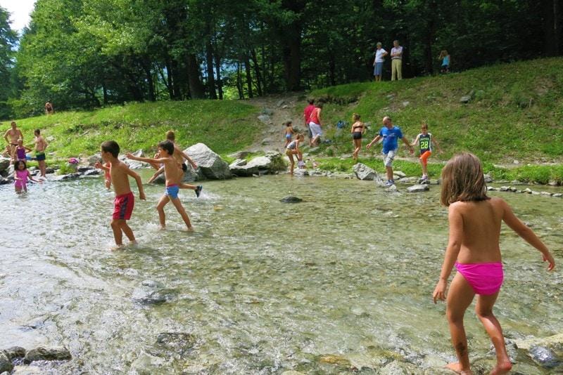 Dove andare in montagna con i bambini da Milano