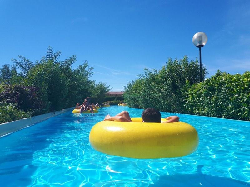 parco acquatico vicino a milano