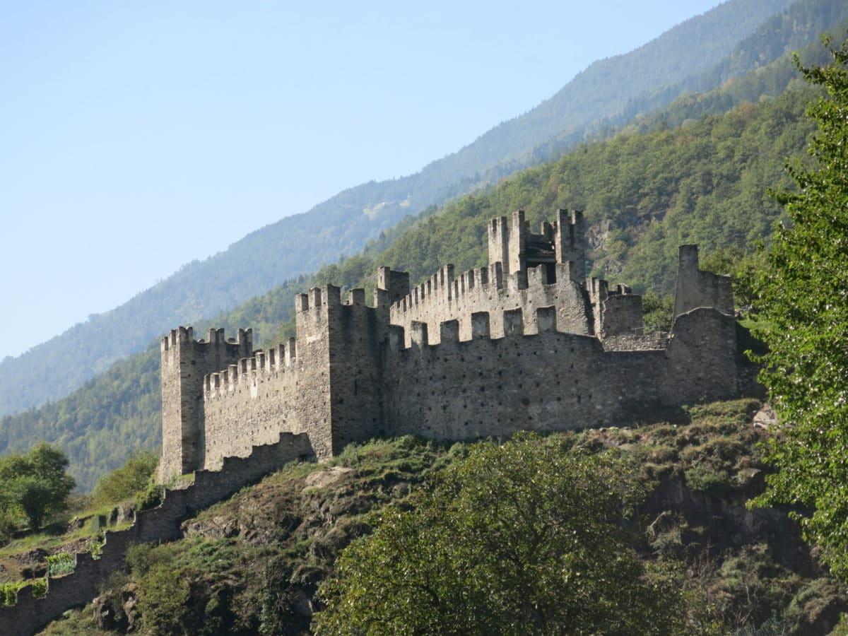 VALTELLINA IN BICICLETTA