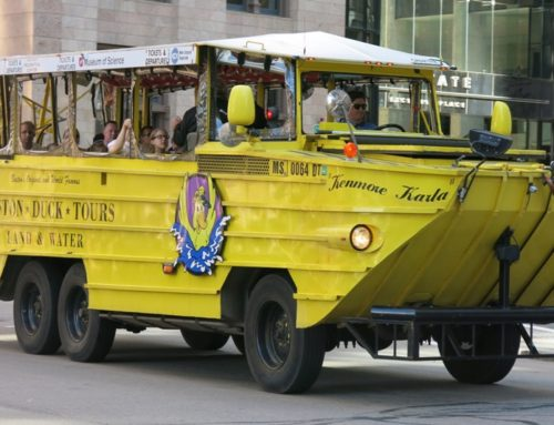 Scoprire Boston con i bambini: le escursioni Boston Duck Tours