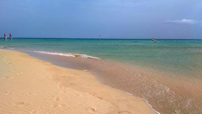Fuerteventura con i bambini