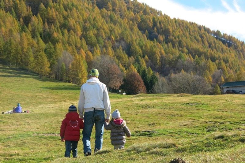 e2abca9bd8 10+ passeggiate in autunno con bambini in Lombardia | Dai che ...