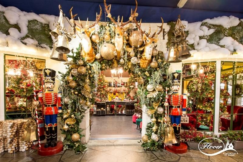 Dove E La Casa Di Babbo Natale.Le 10 E Piu Belle Case Di Babbo Natale In Italia Dai Che