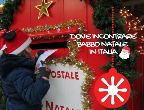 Le 10 (e più) belle case di Babbo Natale in Italia