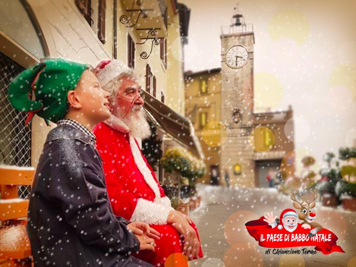 Le 10 E Piu Belle Case Di Babbo Natale In Italia Dai Che