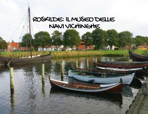 Cosa vedere vicino a Copenaghen: il Museo delle Navi Vichinghe di Roskilde