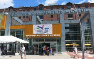museo per bambini a boston