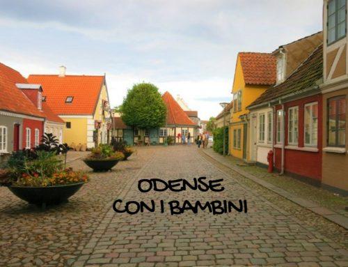 Odense con i bambini: in città sulle orme di Andersen