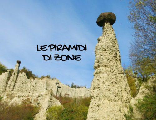Trekking con bambini vicino a Brescia: gita alle Piramidi di Zone