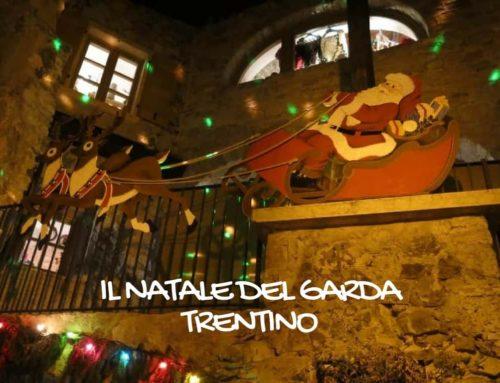 Le iniziative e i mercatini di Natale del Garda Trentino