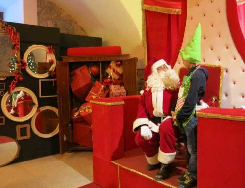 L'Accademia degli Elfi e la casa di Babbo Natale a Riva del Garda