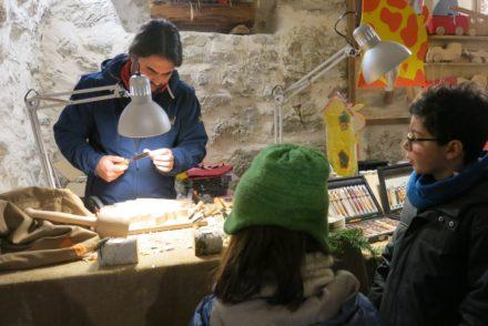 i mercatini di natale di canale di tenno
