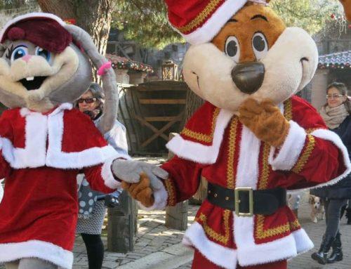Spettacoli ed attrazioni di Mirabilandia a Natale