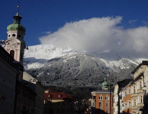 Cosa vedere a Innsbruck e Salisburgo in inverno