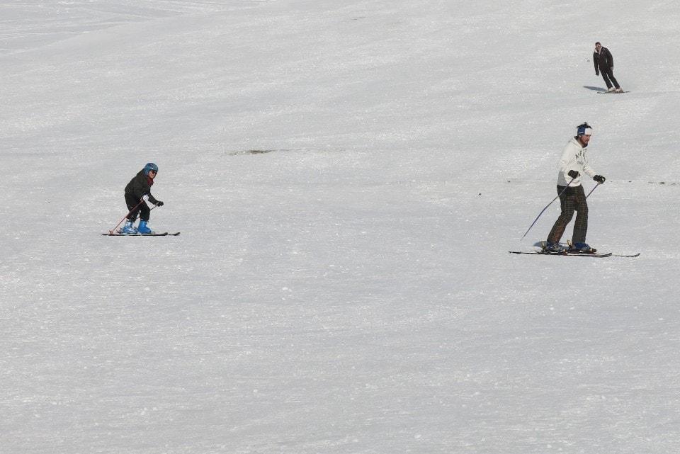 sulla neve in lombardia