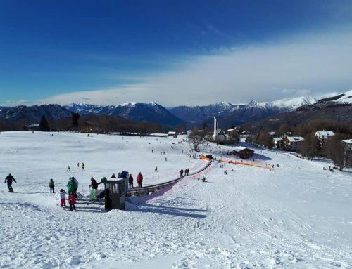 Il Pian Delle Betulle in inverno: sciare vicino a Milano