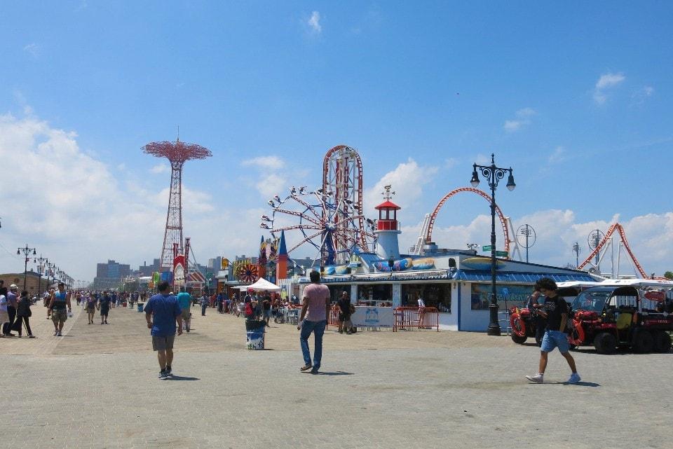 cosa vedere a coney island