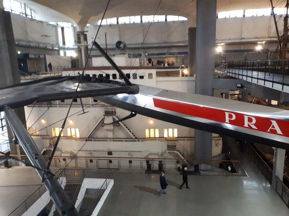 museo nazionale scienza e tecnologia