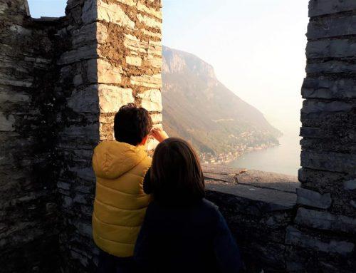 Lago di Como: visita al Castello di Vezio
