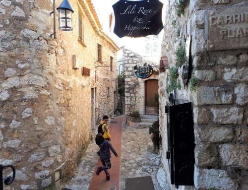 Cosa vedere a Èze, borgo medievale della Costa Azzurra