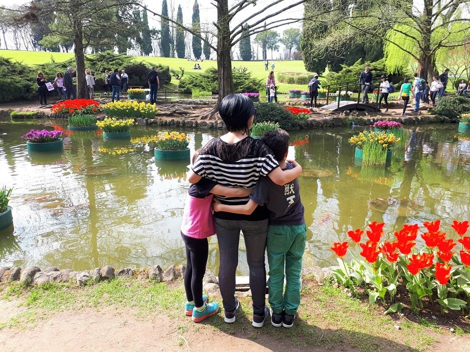 visita al parco sigurtà
