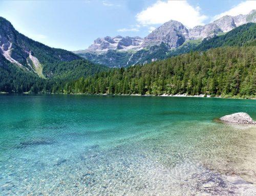 Tre passeggiate facili in Trentino nel Parco Naturale Adamello Brenta