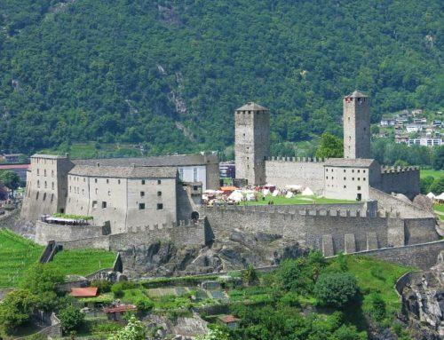 Visita ai castelli di Bellinzona: la Spada nella Rocca, un giorno nel Medioevo
