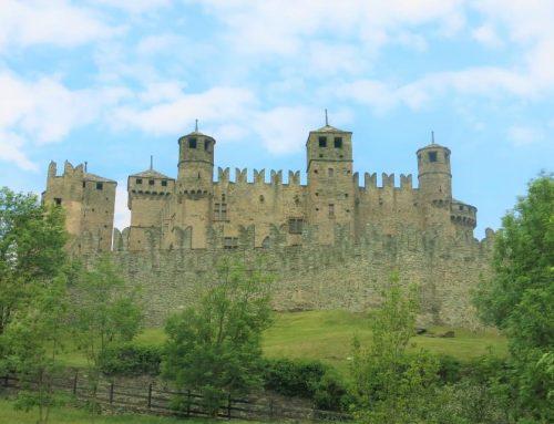 Weekend in Valle d'Aosta, alla scoperta di Aosta e dei castelli
